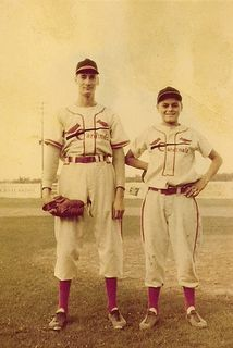 Bobby Thomson, Kent Hadley, and the Pocatello Cardinals