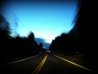 Nightride home