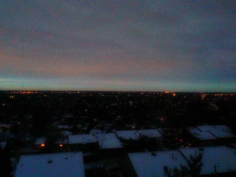 Boise dawn